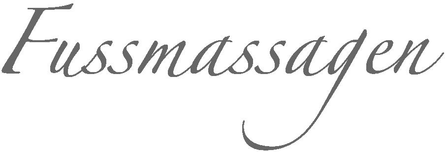 Fussmassagen, Fussmassage Luzern